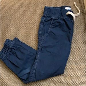 Old Navy Blue Jogger Toddler pants